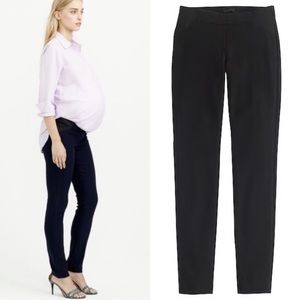 J.Crew Ryder Maternity pants leggings 6 petite